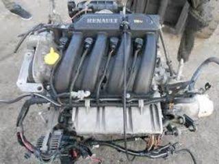 Моторы головки коробки 1.2 1.4 1.5 1.6 Dacia Logan Sandero renault Megane2 scenic2