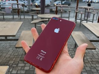 iPhone 8 Plus Red  64GB Neverlock !!!