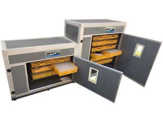 Incubator 528 ouă automat industrial HHD 528 Livrare gratuita   garantie +In credit va oferim