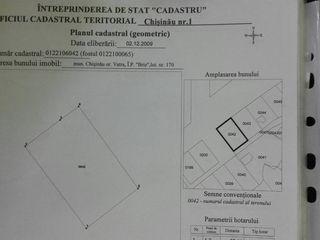Teren pentru constructie ,  in zona de elita , pe malul lacului Ghidighici 12 sote 55.000e