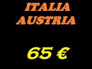 Italia -Moldova ( Bolzano - Trento - Brescia )