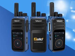 Telefon Statie Radio Talkpod N59a - retea Zello, Echolink, Droid-Star, Real-PTT, Penaut