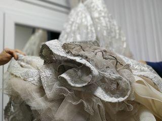 Curățat rochii de mireasă