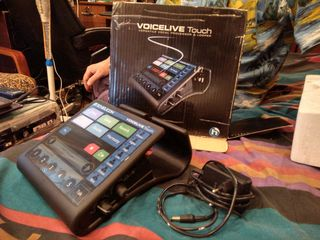TC-Helicon Voice Live Touch