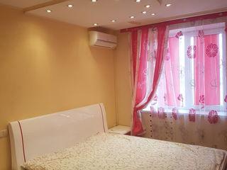 Spre chirie apartament cu 3 Camere. Dotat Full 350 Euro