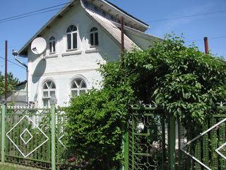 Думбрава, дом 80 м+мансарда, 10 соток, хорошее хозяйство 36000 евро  обмен!