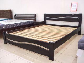 """Кровать """"Волна"""" из натурального дерева. 180x200-5000lei Доставка по Молдове"""