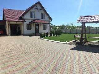 Casa  in suburbie, stare perfecta/mobilata, 2 nivele, 140 m2!