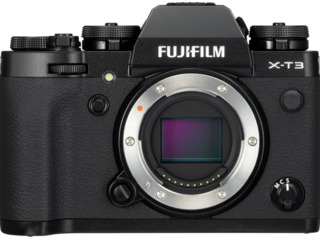 Aparat foto mirrorless FujiFilm X-T3 black body