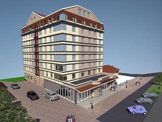 Apartamente intr-un complex rezidential de la Groniscon! O odaie 21420 Ialoveni (centru)