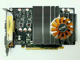 Видеокарта Zotac GT 240, 512 MB, 128 BIT, DDR5, VGA, DVI, HDMI