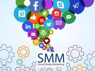 Контекстная реклама - Google, SMM Facebook, Instagram. + Подарок