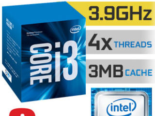 i3 7100 Processor - Intel Kaby Lake CPU