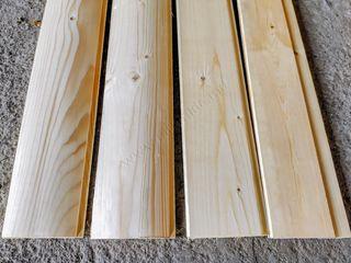 Евровагонка/Lambriu lemn direct de la importator(livrare)scîndură podea, block house, riglă lemn