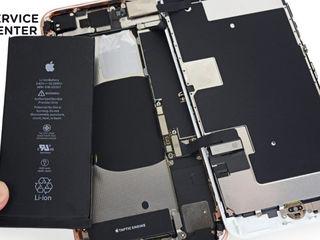 Iphone 8/8+ Батарея не держит заряд? Заменим без проблем!