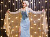Prințesa Elsa(animatori/аниматоры)