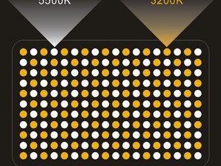 198 LED осветитель Aputure Amaran с регулировкой цветовой температуры