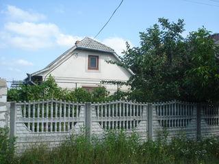 Casa mica, buna de locuit in preajma traseului Dubasari-Criuleni