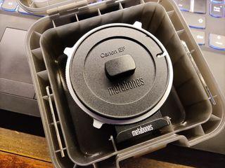 Metabones Speed Booster Ultra 0.71x Canon EF - Micro 4/3 T Cine