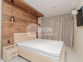 Chirie 1 cameră, bloc nou, euroreparație, Botanica 380 €