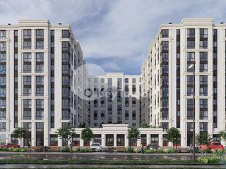 Basconslux! 3 camere separate, versiune albă, 86 mp, Strășeni 50650 €