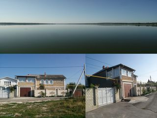 Casa pe malul lacului Ghidighici