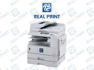 REAL PRINT SRL .  MP2000- черно-белый лазерный МФУ 4 в 1 от японской фирмы RICOH!