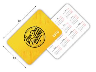 Карманные календарики!