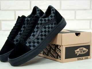 Vans Old Skool Black & Grey
