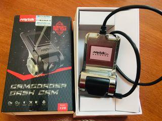 Anytek X28 Мини WiFi Автомобильный dvr камера 1080P fhd видео регистратор ADAS Dash Cam