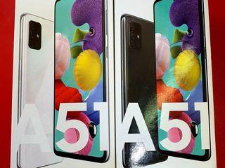 Noi în cutie!Samsung Galaxy M31,M31s.A31,A51,A71; 64Gb, 128Gb - la preț de doar 3599lei.