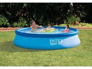 Бассейн надувной305x76cm 3853 литра Easy Set Intex  livrare gratuita toata moldova