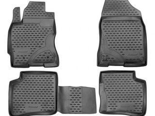 Скидка 10%. Toyota Prius (20, 30). полиуретановые коврики с бортами в салон и багажник. Element.