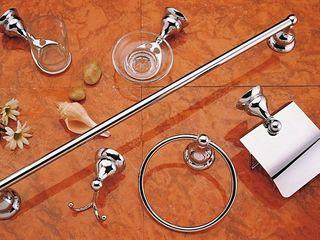 Установка и монтаж ванных и кухонных аксессуаров