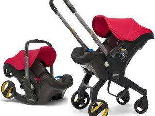 Simple Parenting Doona+ - автолюлька-коляска до 1 года