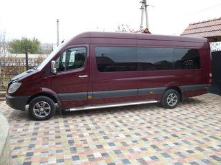 Moldova  - Germania Transport de Pasageri + Colete +Tral