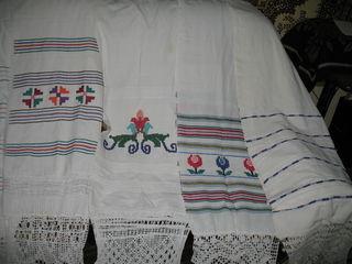 Свадебные молдавские полотенце