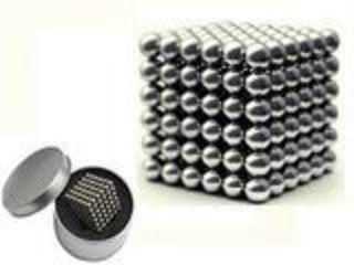 Неокуб Neocube 216 намагниченных шариков