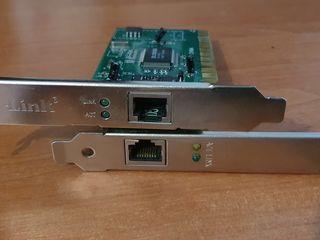 Placă de rețea - Сетевая плата - Network Interface Card (100 Mbps)