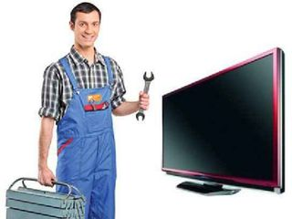 Профессиональный ремонт ЖК LED LCD мониторов и телевизоров на дому. Качественно и по низким ценам!