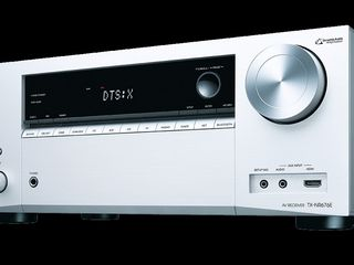 Onkyo TX-NR676E-S 7.2 4K с DTS:X и Dolby Atmos