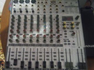 Mixer ,,Behringer '' 1622 FX , la Pret de 140 euro. !!!