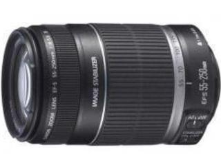 Объектив Canon EF-S 55-250MM f4-5.6 IS