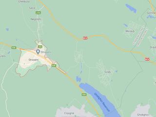 Cumpar teren in zona Straseni / Покупаю землю в районе Страшены