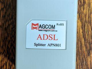 ADSL-сплиттер MAGCOM APN 801
