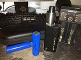 Продам почти новую tesla terminator 90w + подарки