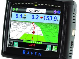 Navigator agricol Raven Cruizer II / Агронавигатор