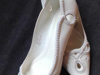 """продам свадебные туфли """"Louisa Peeress"""" в отличном состоянии"""