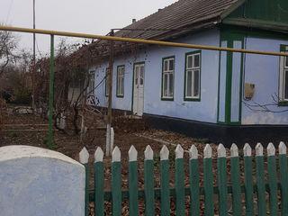 Se vinde  casa cu gradina mare