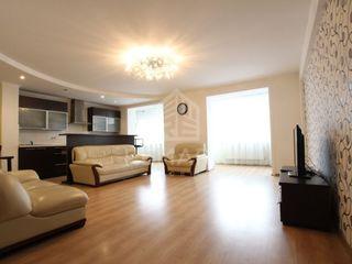 Spre chirie apartament cu 4 odăi, Centru str. C. Negruzzi